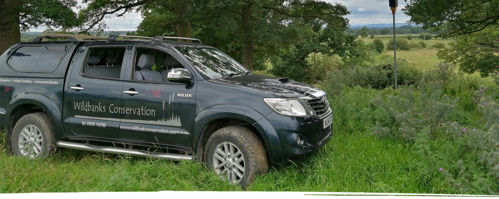 Wildbanks Conservation 4x4